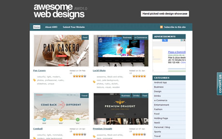 Awesome Web Design